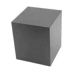 Amberley Grey Painted Pine Block Riser 140x140x160