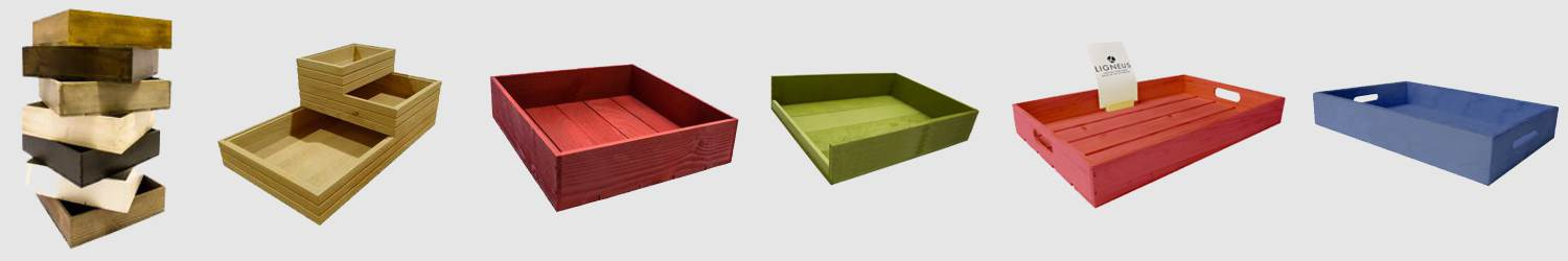 Wooden Boxes & Trays