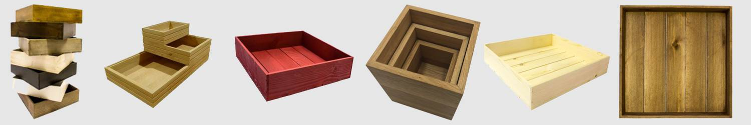 Beautiful Wooden Boxes