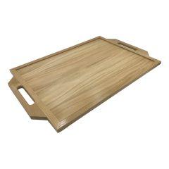 Oak Butlers Tray 710x470x36