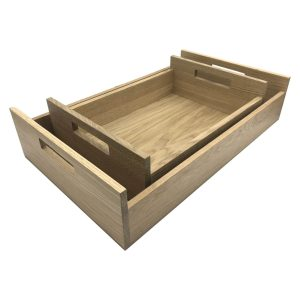 Oak Trays
