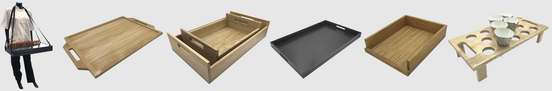 oak trays