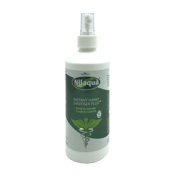 Nilaqua instant hand sanitiser plus 500ml
