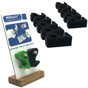 Black Niltouch Display Stand Pack
