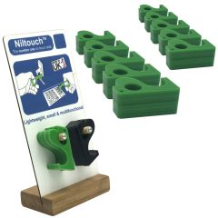Green Niltouch Display Stand Pack