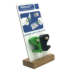 Niltouch Display Stand with product