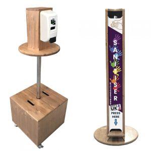 Dispenser Stands