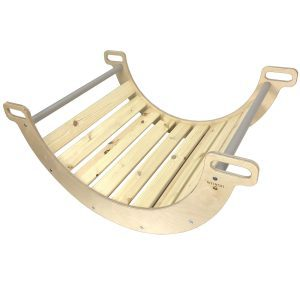Junior Ligneus Pikler Slatted Rocker Arch rocking