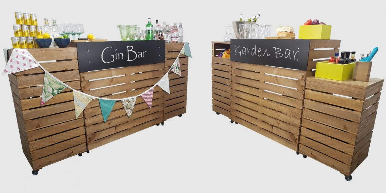 Mobile bars and outdoor catering