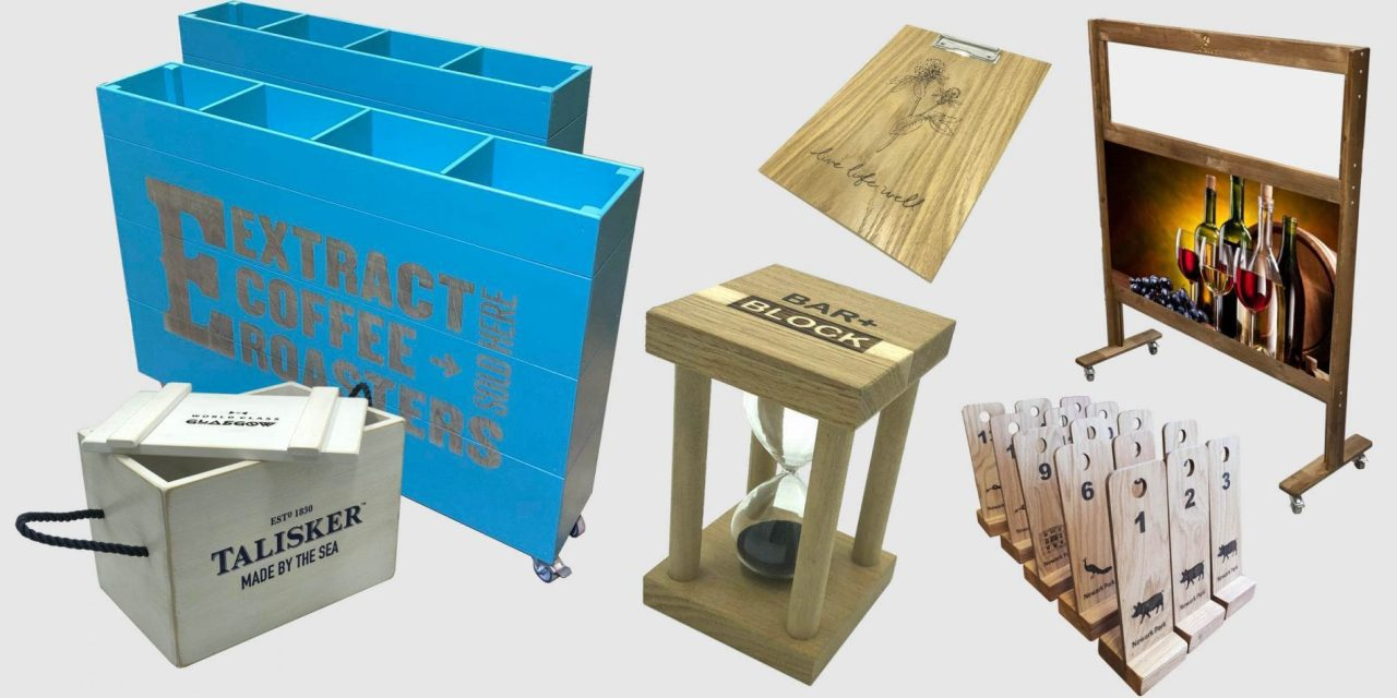 Branded Products and Bespoke Design