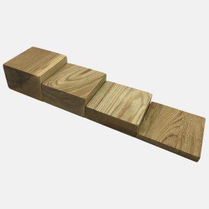 Wooden Block Risers