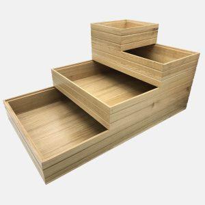 Food Display Boxes