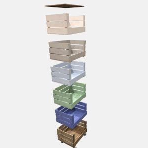 Tower Storage Units