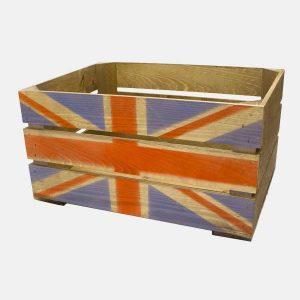 Union Jack Crates