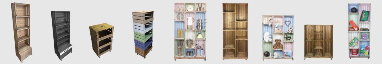 Crate Displays